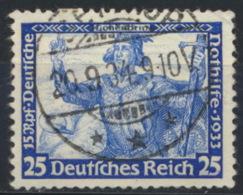 Deutsches Reich 506 O - Gebruikt