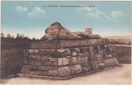 55 - LE LION - Extreme German Advance To Verdun - Monuments Aux Morts