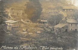 Vallée De L'Aubépin (Haute-Loire) - Vue Générale, Mines De Lignite - Carte-photo - Non Classés