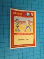 """1551-1575 : TRADING CARD 1991 JEU """"CANAILLES"""" PANINI / JET D'EAU - PISTOLET A EAU - Trading Cards"""