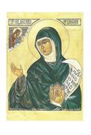 S. ILDEGARDA DI BINGEN - M - RB - Mm. 79 X 117 - Religione & Esoterismo