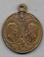 Guerre Indépendance Italienne - Victoire De Magenta 1859 - Medaglie