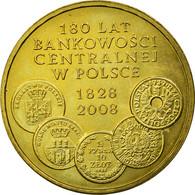 Monnaie, Pologne, 2 Zlote, 2009, Warsaw, TTB+, Laiton, KM:675 - Pologne