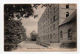 - CPA ROMILLY-SUR-SEINE (10) - Le Moulin 1918 - Collection Thiébaut - - Romilly-sur-Seine