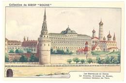 "Chormo Collection Su Sirop "" Roche "" Au Thiocol - Le Kremlin, Moscou, Ancienne Résidence Des Tsars - Autres"