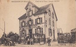 ENSISHEIM Café De La Gare Joseph Roth - France