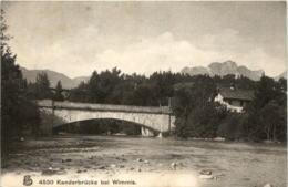 Kanderbrücke Bei Wimmis - BE Berne
