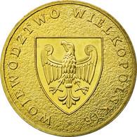 Monnaie, Pologne, 2 Zlote, 2005, Warsaw, TTB+, Laiton, KM:562 - Pologne