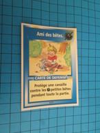 "1551-1575 : TRADING CARD 1991 JEU ""CANAILLES"" PANINI / AMI DES BETES - Trading Cards"