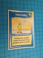 """1551-1575 : TRADING CARD 1991 JEU """"CANAILLES"""" PANINI / IMPERMEABLE - Trading Cards"""