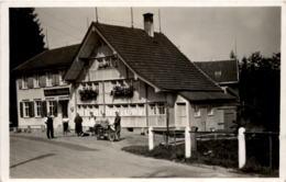 Schachen Herisau - Gasthaus Scheidweg - AR Appenzell Ausserrhoden