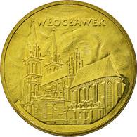 Monnaie, Pologne, 2 Zlote, 2005, Warsaw, TTB+, Laiton, KM:529 - Pologne