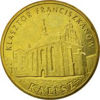 Monnaie, Pologne, 2 Zlote, 2011, Warsaw, TTB, Laiton, KM:806 - Pologne