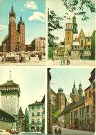 Krakov, Cracovia (Polonia, Polska) Views, Vues, Vedute E Scorci Panoramici - Polonia