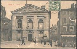 BOURG - La Mairie - France
