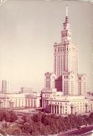 Warszwa, Varsavia (Polonia, Polska) Palac Kultury I Nauki, Palace Of Culture And Science - Polonia