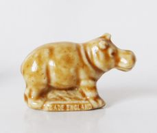 Fève Miniature WADE ENGLAND Hippopotame - Animals
