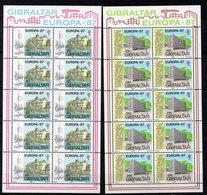 GIBRALTAR   Timbres  Neufs **de 1981   ( Ref 6044  )  EUROPA - Gibraltar