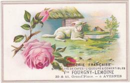 Chromo - Epicerie Française, Vve Fourgny Lemoine à Avesnes - Other