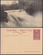 Congo Belge  - Entier Postal Nr. 44 - Est Africain Allemand-Occupation Belge- Chute De La Kagera à Rusomo  (DD) DC1772 - Postwaardestukken