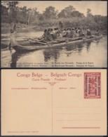 Congo Belge  - Entier Postal Nr. 30 - Est Africain Allemand-Occupation Belge-En Marche Vers Biaramulo  (DD) DC1775 - Postwaardestukken