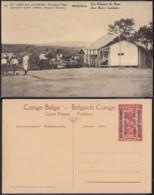 Congo Belge  - Entier Postal Nr. 17 - Est Africain Allemand-Occupation Belge- MAKALA - Un Hôpital De Base   (DD) DC1780 - Postwaardestukken