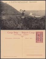 Congo Belge - Entier Postal Nr. 39 - Est Africain Allemand-Occupation Belge - MALAGARASSI  (DD) DC1792 - Postwaardestukken