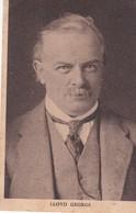 POLITIQUE . LLYOD GEORGE  Portrait Par Manuel - Personnages