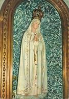 Fatima (Santarem, Portugal) Imagen N. Senhora Da Capela Das Aparicoes, Statua Madonna Nella Cappella Dell'Apparizione - Santarem