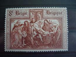 Belgique.1303* Peinture Vander Weyden. Timbre Du BF 37 - Unused Stamps