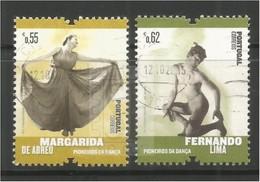 Portugal 2015 Pioneiros Da Dança Pioniere Des Tanzes Pionieri Della Danza Pioniers Van De Dans - Musique