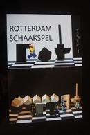 JEU - ECHECS - CHESS - ECHECS - Chess Museum In Rotterdam - 4 PCs Lot - Echecs
