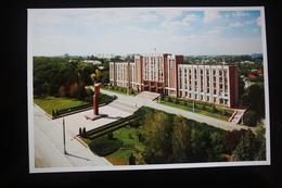 Transnistria (PRIDNESTROVIE). Tiraspol  GOVERNMENT BUILDING - 2012 - Moldavie