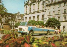 < Auto Voiture Car >> Autobus Coach Bus, Tourist Bus Wroclav - Bus & Autocars