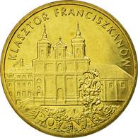 Monnaie, Pologne, 2 Zlote, 2011, Warsaw, TTB, Laiton, KM:794 - Pologne