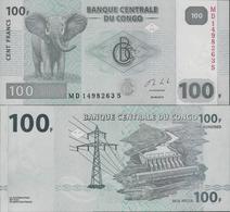 Congo DR 2013 - 100 Francs - Pick 98 UNC - Congo