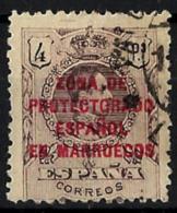 Marruecos Español Nº 79 En Usado - Marruecos Español