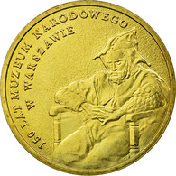 Monnaie, Pologne, 2 Zlote, 2012, Warsaw, TTB+, Laiton, KM:821 - Pologne