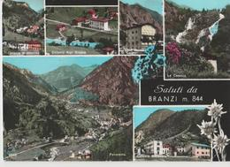 BRANZI VEDUTE PAN.. -VIAGGIATA .1963.F.G-.MT.542 - Bergamo
