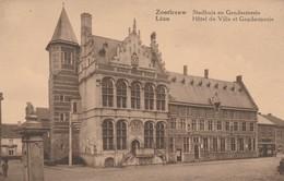Léau , Zout-Leeuw , Stadhuis En Gendarmerie ( Rijkswacht ) - Hotel De Ville Et Gendarmerie - Zoutleeuw