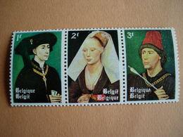 Belgique. 1300/02** Peinture: Roger De La Pasture Timbre Du BF 36 - Unused Stamps