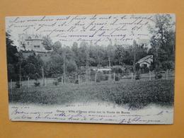 """ORSAY (Essonne) -- Villa D'Orsay - Vue Prise Sur La Route De Bures - Cpa """"précurseur"""" 1904 - Orsay"""