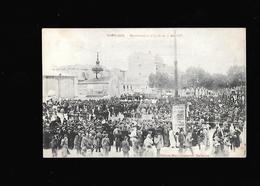 C.P.A. DE MANIFESTATION A NARBONNE 11 - Narbonne