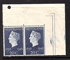 1948 KNIP 20 Cents MNH (522) - Periode 1891-1948 (Wilhelmina)