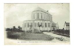 NIEVRE 58 NEVERS Nouvelle Eglise Dédiée à N D De Lourdes - Nevers