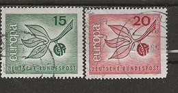 1965.-Europa - Oblitérés