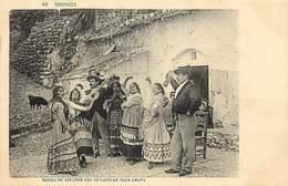 ESPAGNE  DANZA DE GITANOS POR SU CAPITAN JUAN AMAYA - Spagna