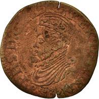 Monnaie, Belgique, Liard, 1583, Tournai, TB, Cuivre - Belgique