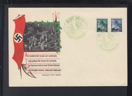 Böhmen Und Mähren Sonderumschlag Iglau Weihnachten 1940 - Besetzungen 1938-45