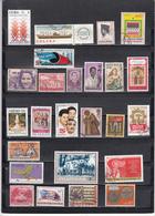 MONDIALI 100 Francobolli Differenti Perfetti Bellissimi - Briefmarken
